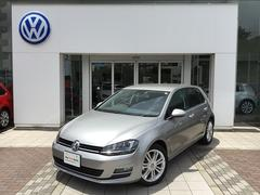VW ゴルフ TSI Highline BlueMotion Technology der erste