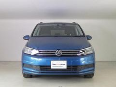 VW ゴルフトゥーランコンフォートライン LEDヘッドライト 純正ナビ