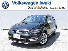 VW ゴルフオールトラックTSI 4MOTION 4WD ワンオーナー 認定中古車