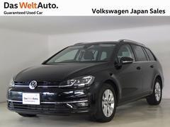 VW ゴルフヴァリアント7.5TSIコンフォートライン 試乗車使用 認定中古車