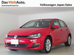 VW ゴルフ TSI Comfortline BlueMotion Technology Navi ACC