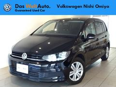VW ゴルフトゥーランTSI Trendline