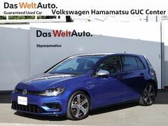 VW ゴルフRデモカー 禁煙車 純正ナビ バックカメラ ETC