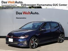 VW ゴルフGTIDCC デモカー 禁煙車 純正ナビ バックカメラ ETC
