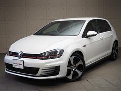 VW ゴルフGTIGTI ディスカバープロナビゲーション DCC 認定中古車