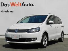 VW シャランハイライン パノラマ キセノンヘッドライト 認定中古車