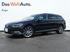 VW パサートヴァリアントTSI Highline LED Leather