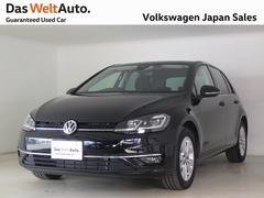 VW ゴルフ7.5TSIコンフォートライン試乗車使用 認定中古車