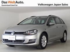 VW ゴルフヴァリアントTSI コンフォートライン ナビ バックカメラ 認定中古車