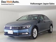 VW パサートTSIエレガンスライン ACC 純正ナビ ETC 認定中古車