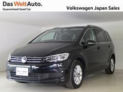 VW ゴルフトゥーランTSI コンフォートライン 認定中古車 ナビ BC LED