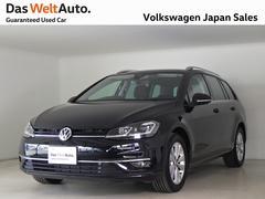 VW ゴルフヴァリアントTSI コンフォーとライン 認定中古車 ナビ BC ACC