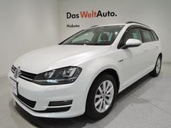 VW ゴルフヴァリアントLounge DiscoverPro