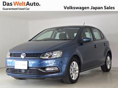 VW ポロコンフォートライン Navi RC ETC 認定中古車