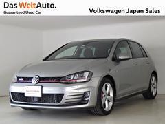 VW ゴルフGTIディスカバープロ ACC キセノン ワンオーナー 認定中古車