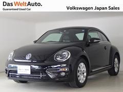 VW ザ・ビートルデザイン 後方死角検知機能 ナビ キセノンヘッドライト
