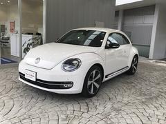 VW ザ・ビートルTurbo VW認定中古車 Navi+ETC
