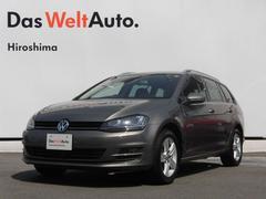 VW ゴルフヴァリアントアニバーサリーエディション ACC リアカメラ 認定中古車