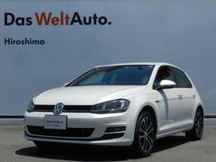 VW ゴルフハイライン エディション40 ACC 純正ナビ 認定中古車