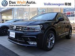 VW ティグアンTSI R−Line DemoCar
