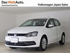 VW ポロコンフォートライン ACC 純正ナビ リヤカメラ 認定中古車