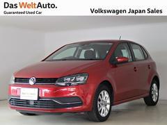 VW ポロLounge LEDヘッドライト ETC 禁煙 認定中古車