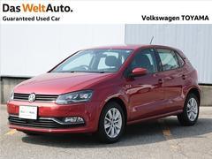 VW ポロTSIコンフォートラインアップグレードパック ワンオーナー