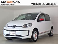 VW アップ!with beats 4ドア ETC AW 禁煙 認定中古車
