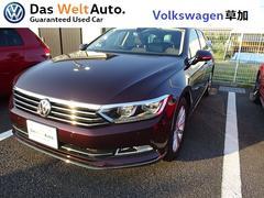 VW パサートヴァリアントTSI Eleganceline DemoCarLED