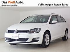VW ゴルフヴァリアントAnniversary Edition SSDナビ ACC