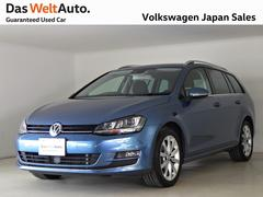 VW ゴルフヴァリアントTSI Highline SSDNAVI ACC