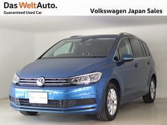 VW ゴルフトゥーラン認定中古車 ACC DiscoverProバックカメラ 禁煙