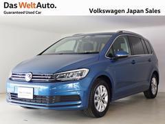 VW ゴルフトゥーランコンフォートライン 9.2インチナビ LEDヘッドライト