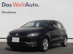 VW ポロハイライン SDナビ ACC オートライト 認定中古車