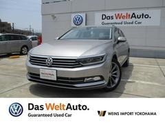 VW パサートヴァリアントTSIハイライン メーカー保証付 認定中古車