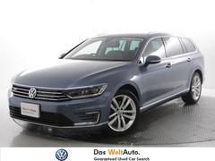 VW パサートGTEヴァリアントGTE アドヴァンス 試乗車 禁煙車 保証書 ナビ ETC