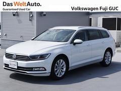 VW パサートヴァリアントTDI Eleganceline Diesel Turbo