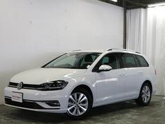 VW ゴルフヴァリアントTSI Comfortline ETCナビバックモニター