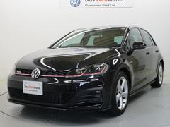 VW ゴルフGTIGTI 6MT ワンオーナー 記録簿 イモビ 認定中古車