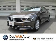 VW パサートTSIエレガンスライン メーカー保証付 認定中古車