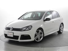 VW ゴルフRワンオーナー禁煙車純正ナビゲーション登載