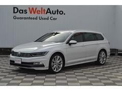 VW パサートヴァリアント2.0TSI Rライン  認定中古車