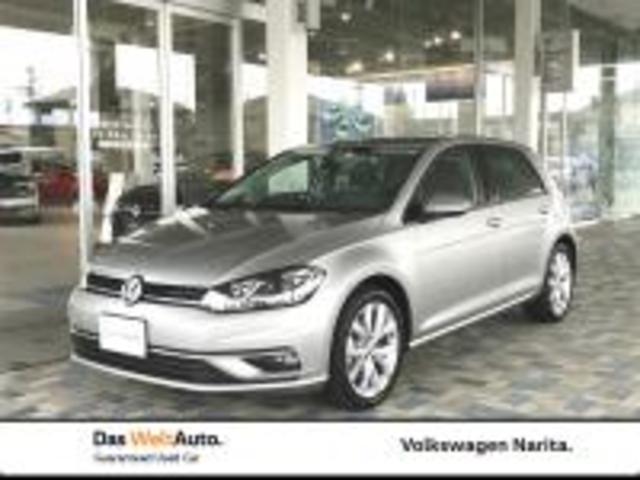 フォルクスワーゲン TSI H/L VW認定中古車  禁煙車 ACC機能付