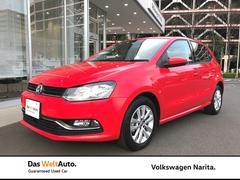 VW ポロTSI C/L VW認定中古車  ワンオーナー