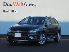 VW ゴルフオールトラックTSI 4MOTION ナビTV ワンオーナー スマートキー