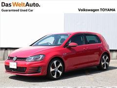 VW ゴルフGTIGTI DCC ワンオーナー ACC