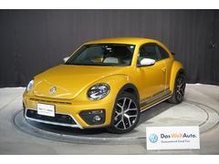VW ザ・ビートルDune ★ワンオーナー ナビ・バックモニター・ETC付★