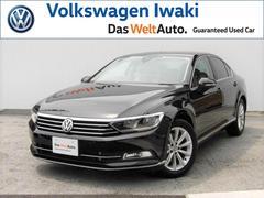 VW パサートTSI Eleganceline デモカー 認定中古車