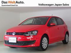 VW ポロコンフォートライン Navi ETC 認定中古車