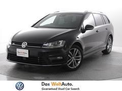 VW ゴルフヴァリアントRラインブルーモーションテクノロジー
